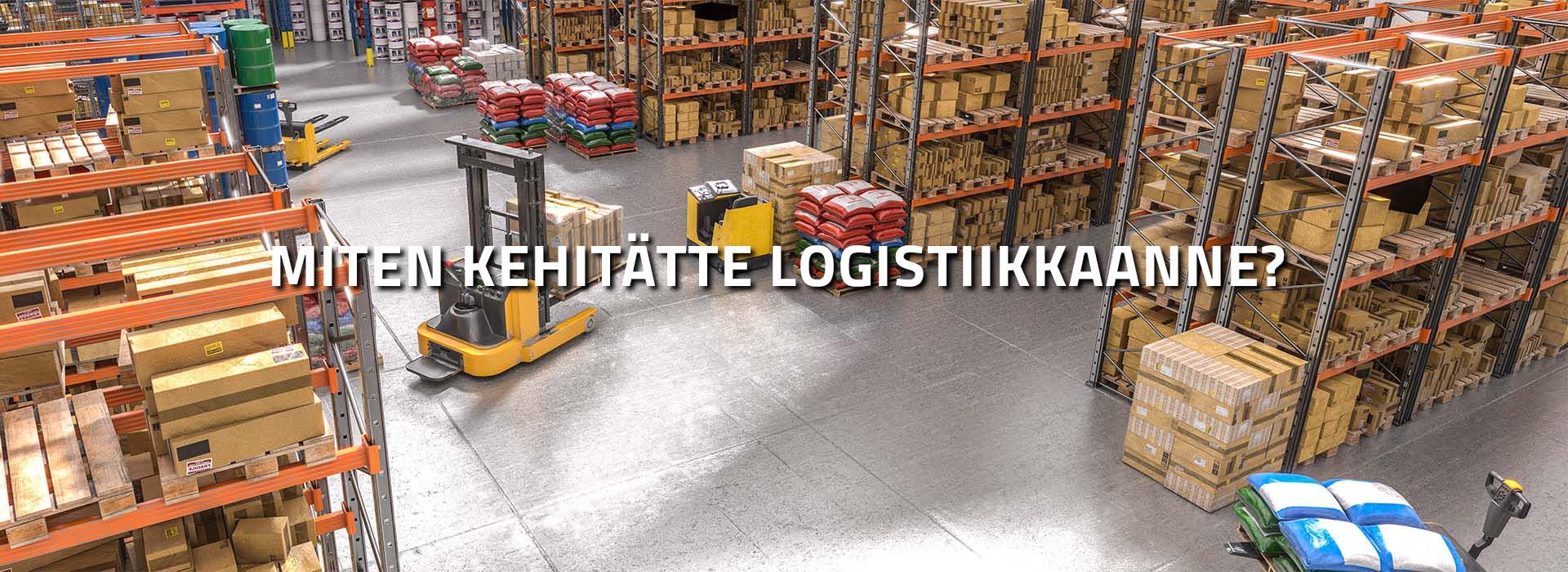 Miten kehitätte logistiikkaanne? |Ziirto Oy