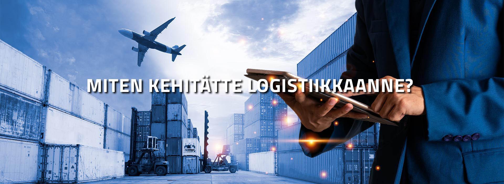 Miten ulkopuolinen konsultti voisi auttaa teitä logistiikan kehittämisessä? |Ziirto Oy